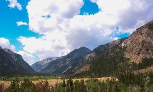 Absarakora Mountains, Wyoming